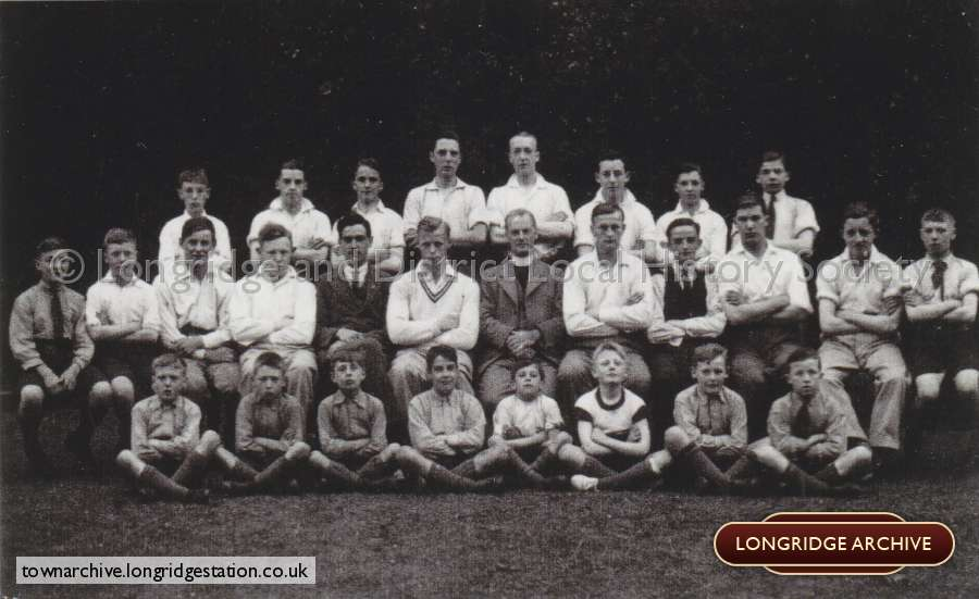 Longridge Church Lads Brigade