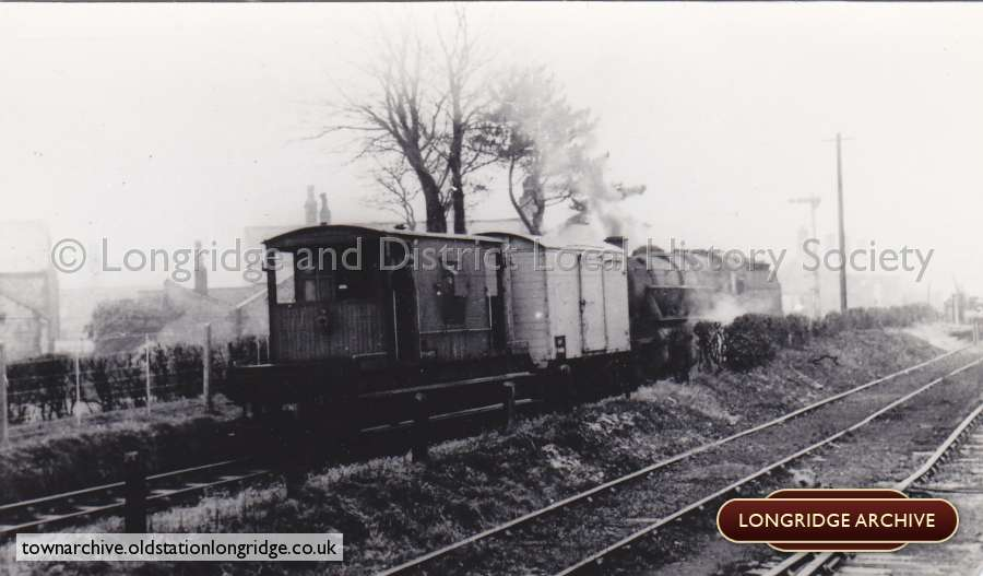 Longridge Railway, Grimsargh Station