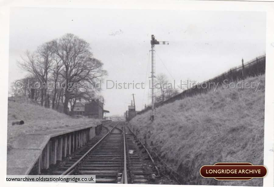 Longridge Station