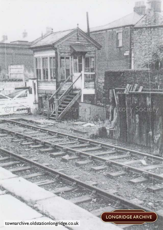 Longridge Signal Box