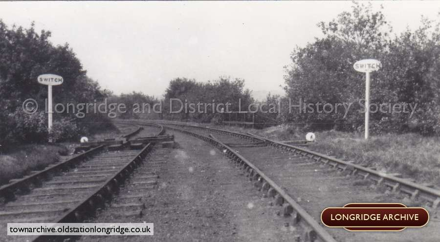 The Switch Points, Longridge Railway