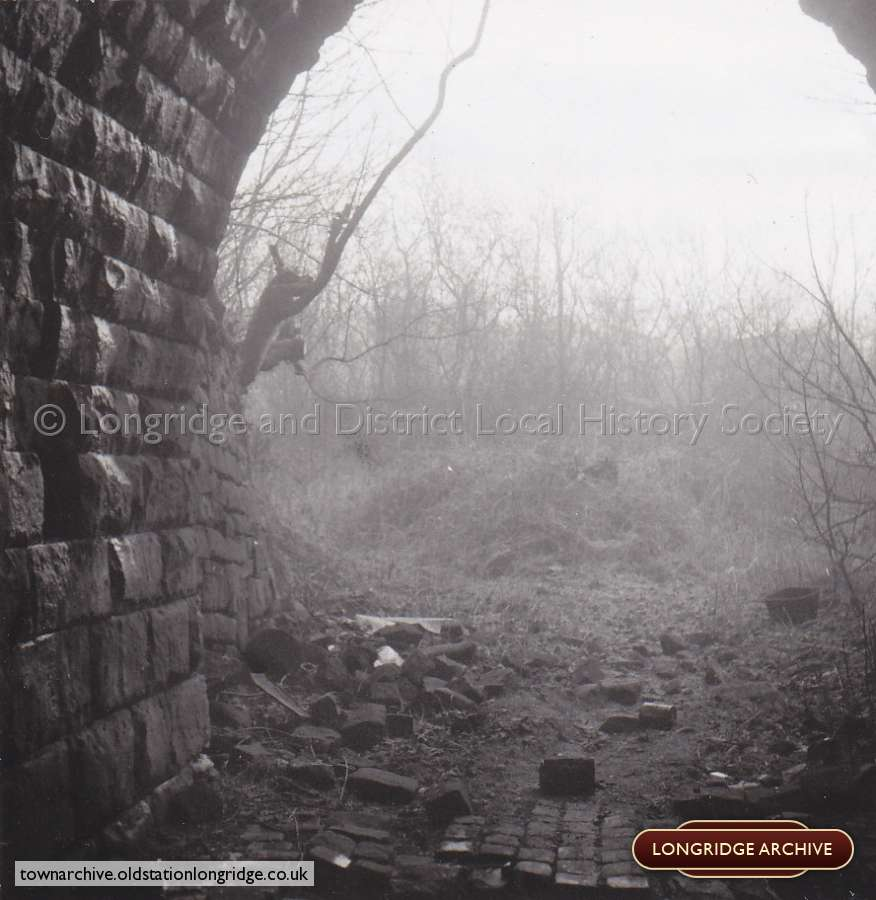 The 'Y' Tunnel,  The Eastern Portal Of The Tunnel