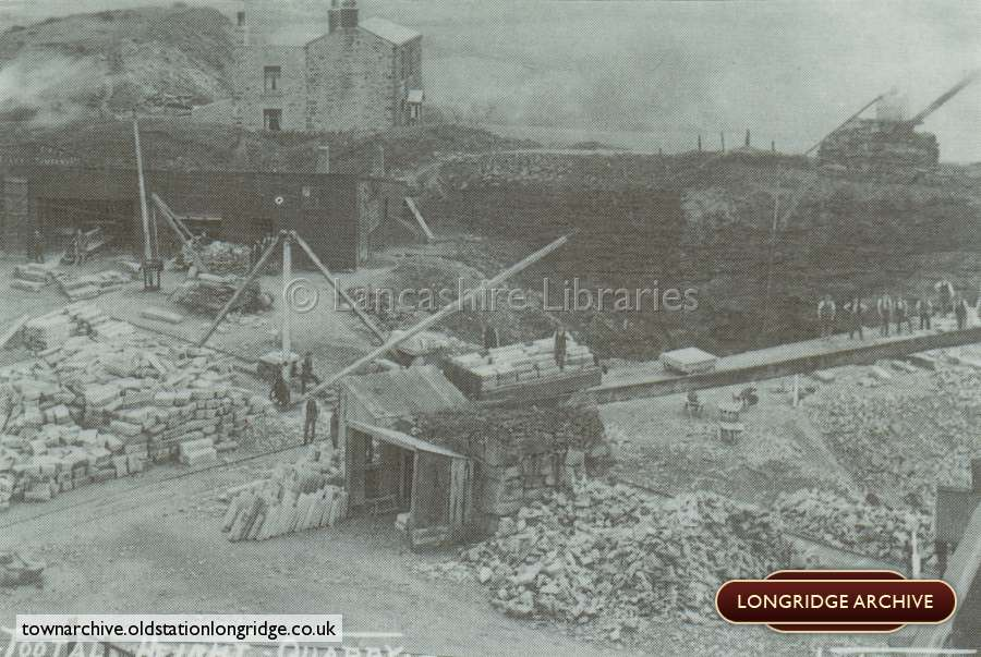 Broomhill Tan Yard C.1910