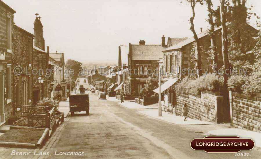 Berry Lane c.1950's