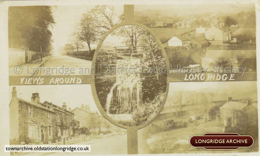 Views Around Longridge