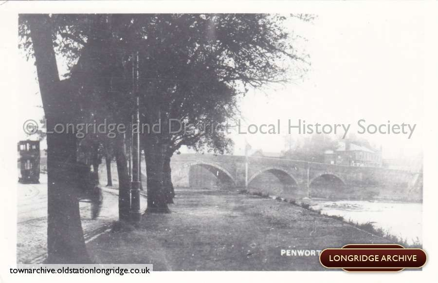 Penwortham Old Bridge