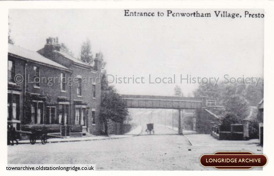Lower Penwortham, Leyland Road