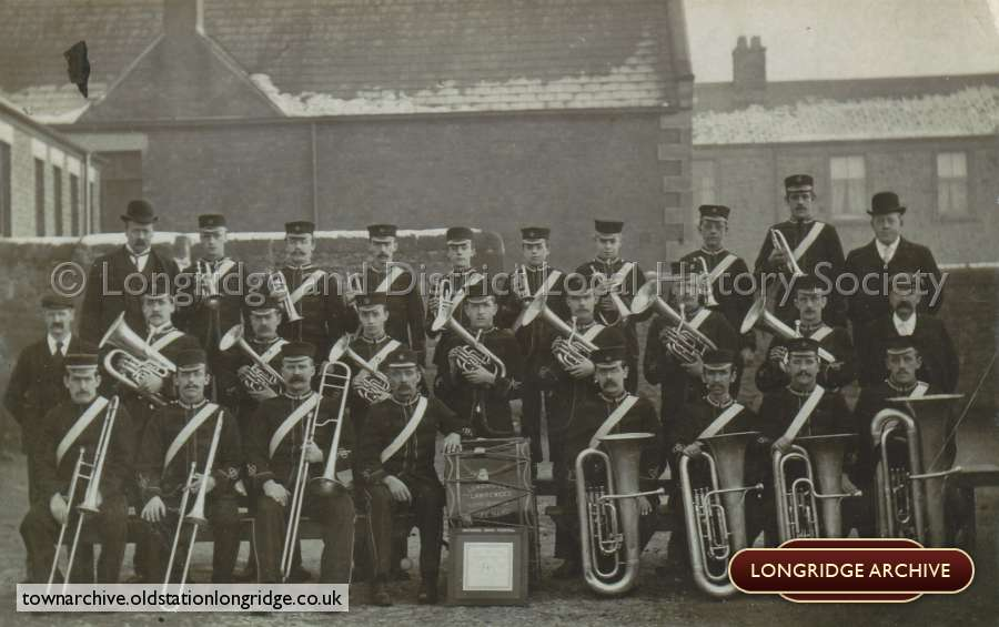 Longridge St Lawrence Subscription Prize Band