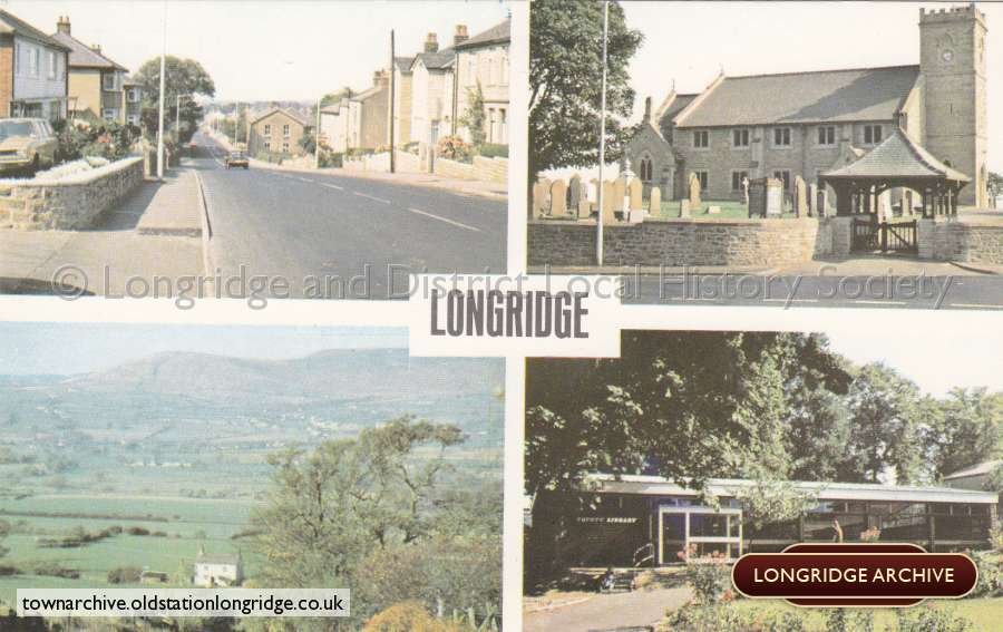 Miscellaneous Postcard, Longridge