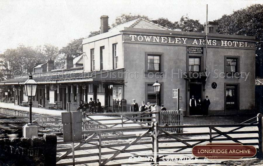 The Towneley Arms, Longridge Railway Station