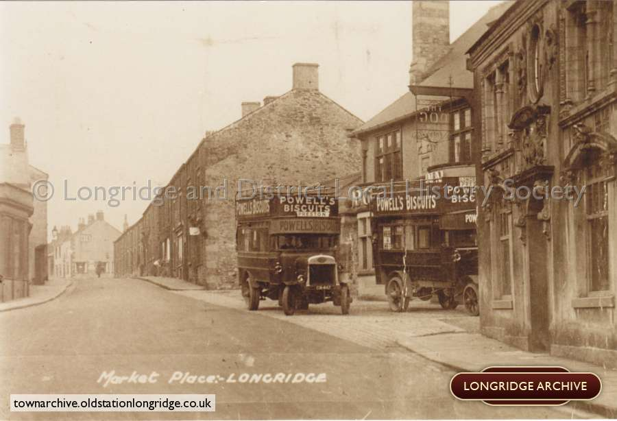 Market Place, Longridge