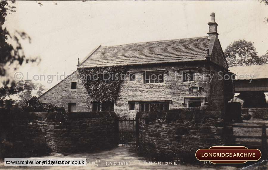 Halfpenny Lane, Th'Owd Dun Cow Rib Farm