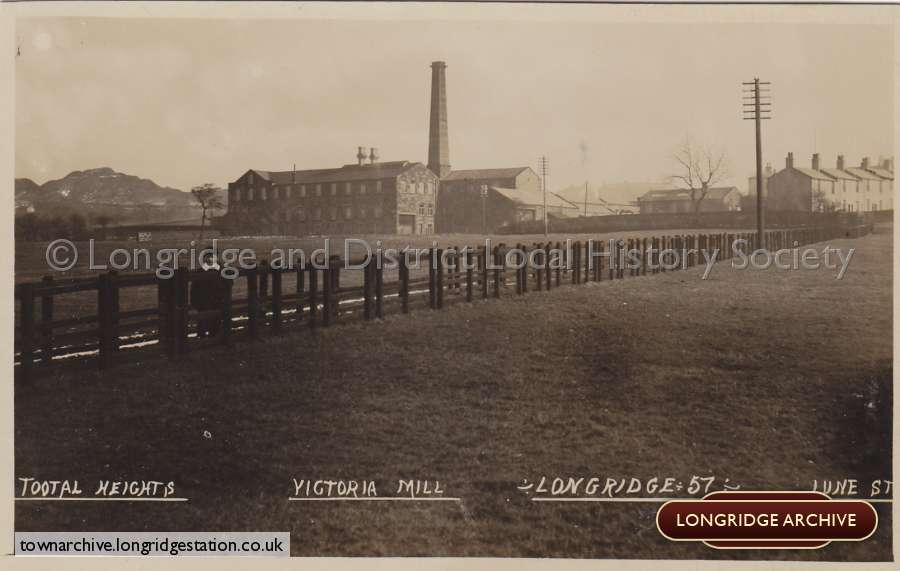 Victoria Mill, Longridge