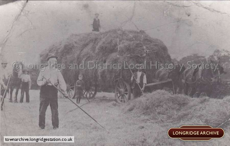 Chipping, Haymaking