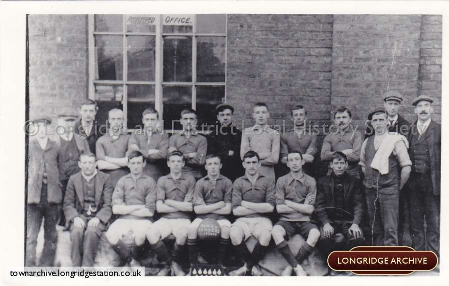 Longridge Queens Mill Football Team