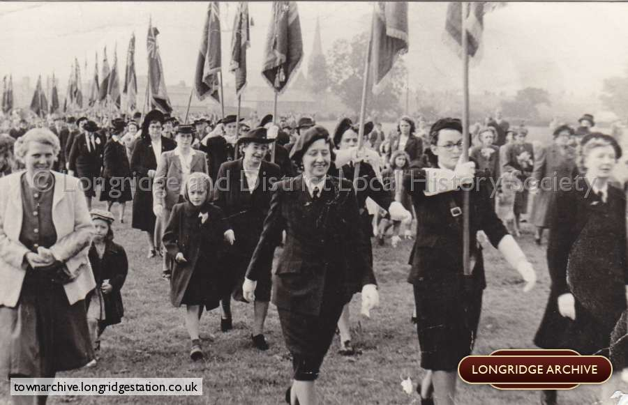 Longridge British Legion Womans Section