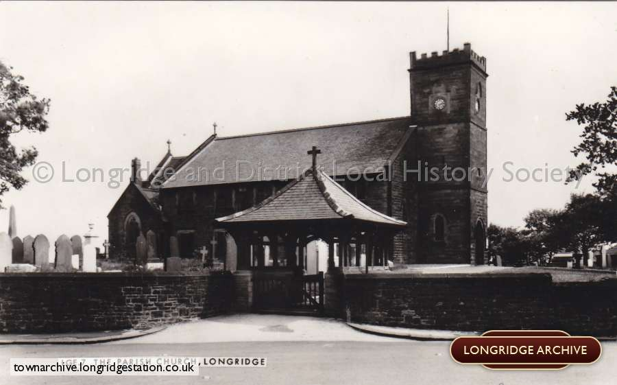 Longridge Parish Church Of St Lawrence