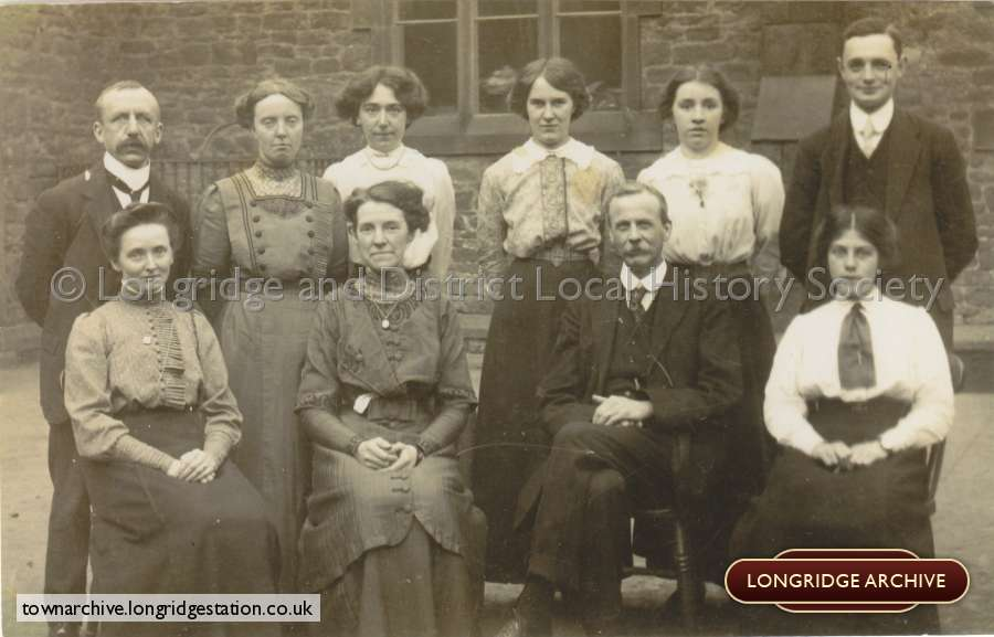 Berry Lane Boys and Girls School Staff