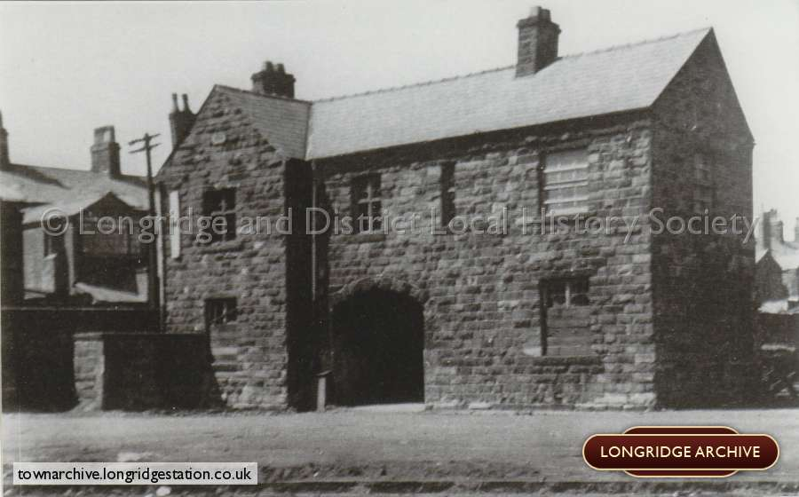 The Original Terminus Of The Preston To Longridge Railway,
