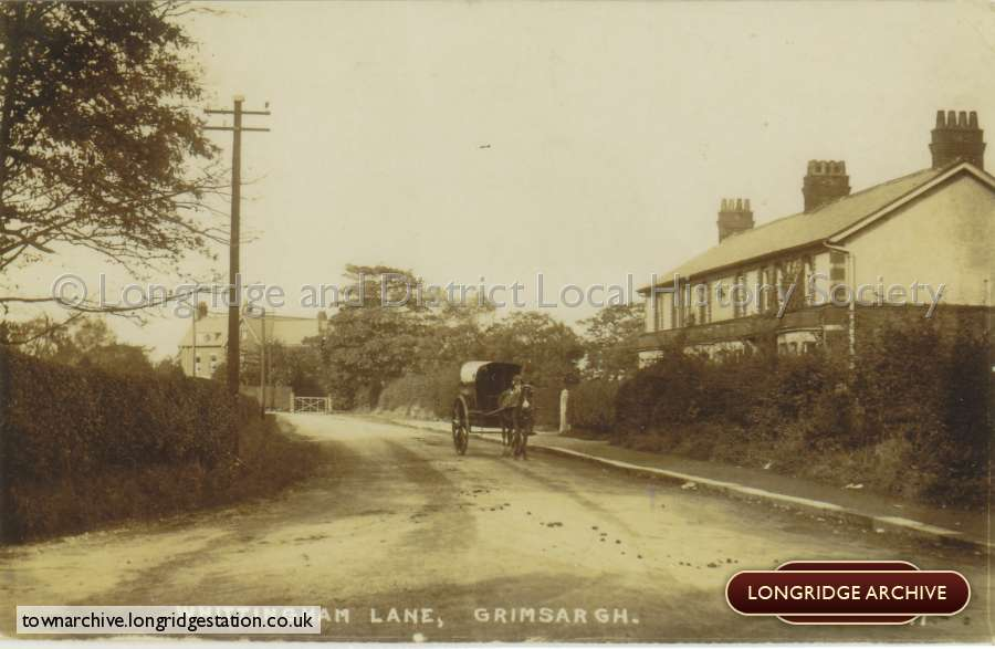 Whittingham Lane, Grimsargh