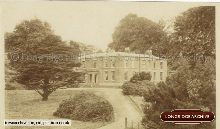 Grimsargh, Haighton Hall,
