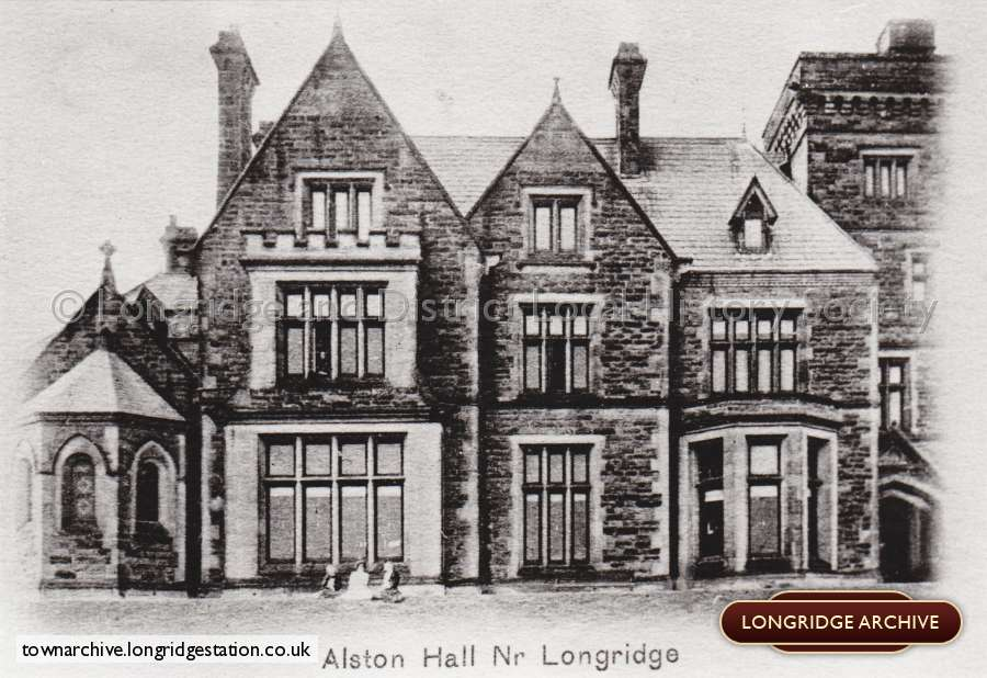 Alston Hall, Near Longridge