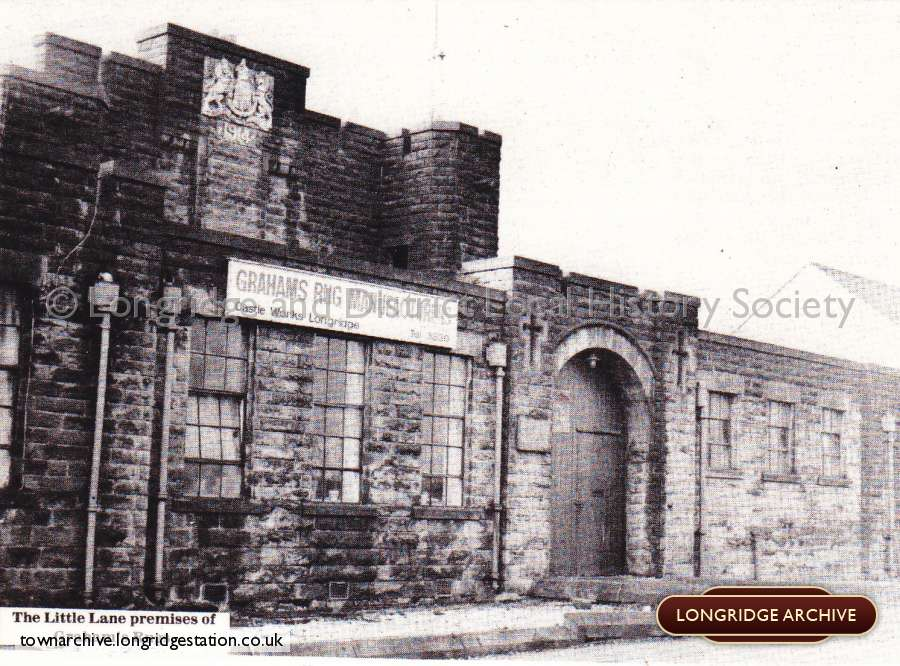 Little Lane, Old Drill Hall,