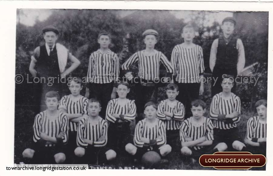 Longridge Mystery Football Team