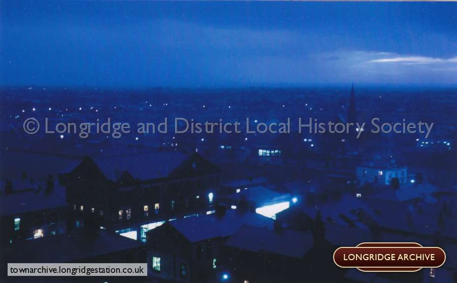 Longridge By Night