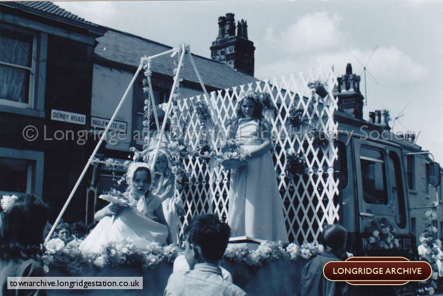 Longridge Field Day Parade, Part of the CP67 events