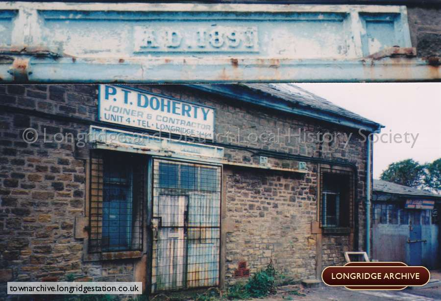 Pt Doherty Shop Front And Close-up