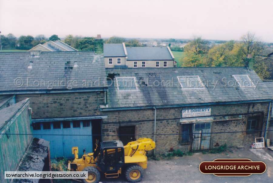 The Old Stables And P.t. Doherty In The Old Abattoir