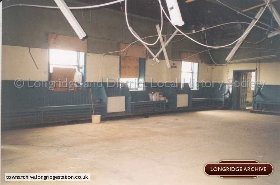 The Old Ballroom, The Second Floor Of The Old Co-op Building