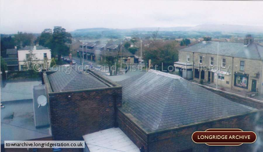 Berry Lane, View From The Second Floor Of The Co-op Building