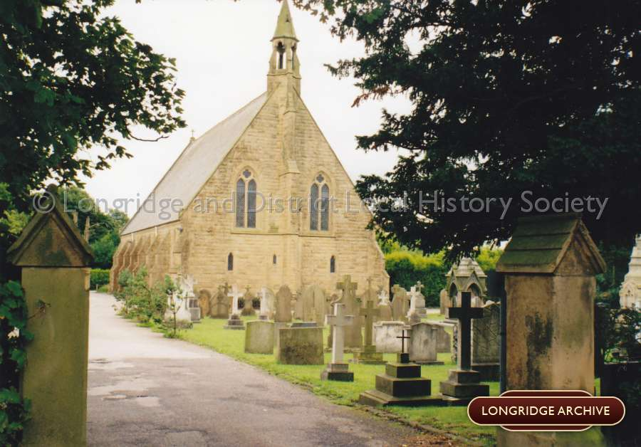 Alston Lane, Church of Our Lady and St. Michael
