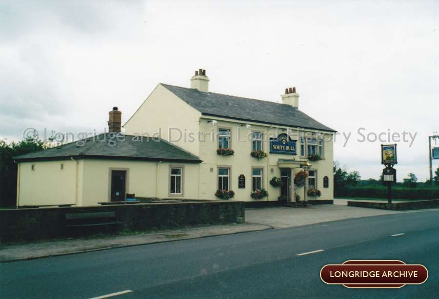 The White Bull on Preston Road, Alston