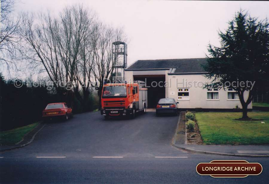 Longridge Fire Station, Whittingham Road