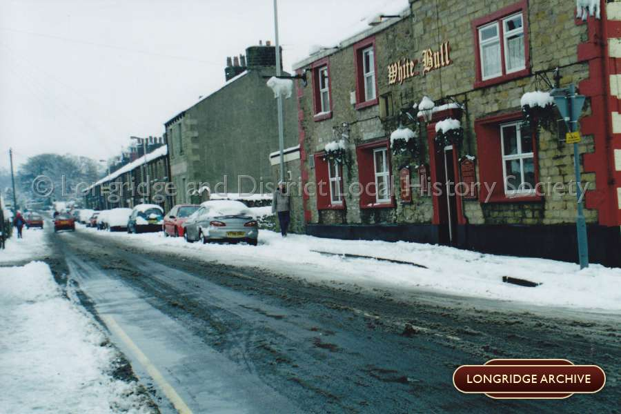 Higher Road,White Bull,