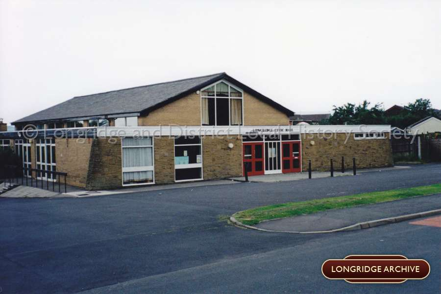 Longridge Civic Hall, Calder Avenue