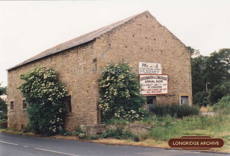 The Storm Barn, Dilworth Lane / Lower Lane