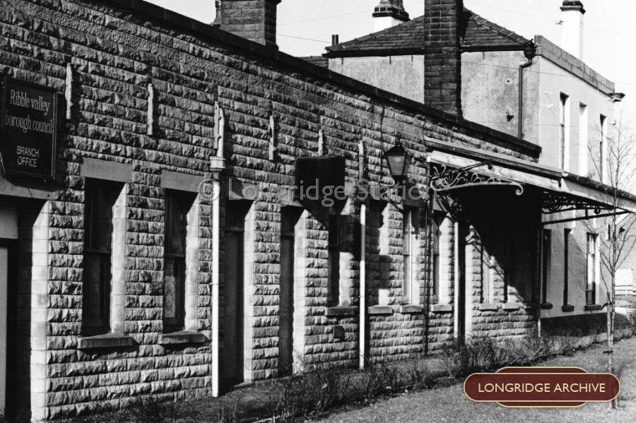Longridge Station Buildings