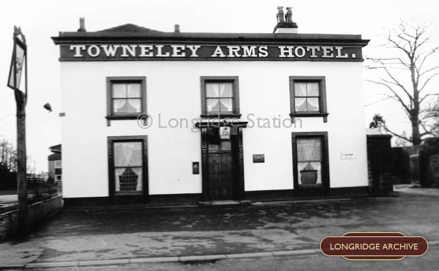 Towneley Arms, Berry Lane