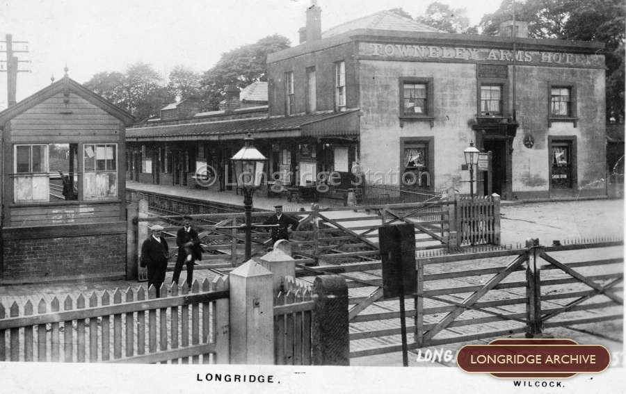 Longridge Railway Station