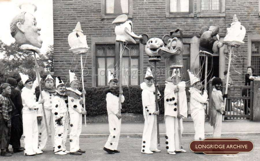 Longridge Cubs, 1955