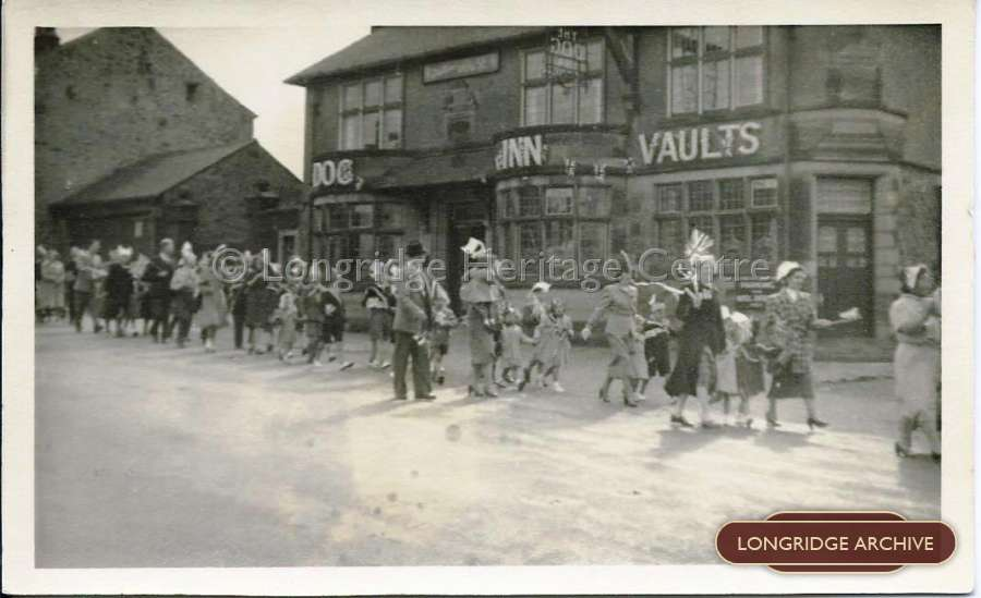 Field Day Parade, Market Place