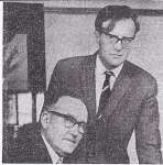 Mr. Harry Bailey And Mr. Ronald Seed